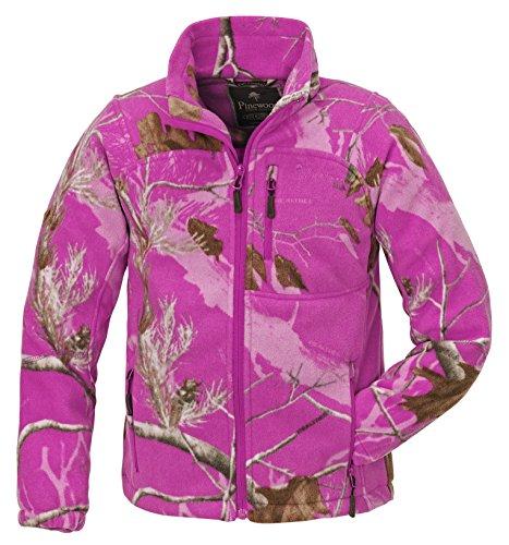 pinewood-veste-polaire-pour-fille-oviken-14-ans-ap-hot-pink