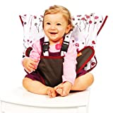 My Little Seat The Travel Highchair (Pocket Full of Posies, 6 - 36 Months)