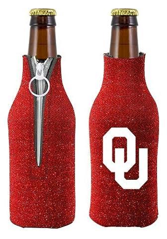 Oklahoma Sooners Bottle Suit Holder - Glitter