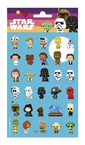 Grupo Erik Editores ESS016 - Set pegatinas Star Wars