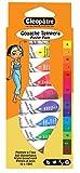 Ces 10 tubes de Gouache sont livrés avec un dessin à colorier et un cercle chromatique pour apprendre à mélanger les couleurs. La gouache Néfertari est surnommée la gouache des écoles, car elle est très facile à étaler. Elle est lavable à l'eau, très...