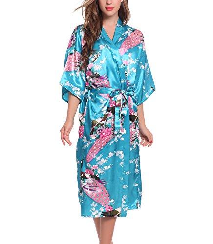 Adorneve - Chemise de nuit - Femme Eisblau