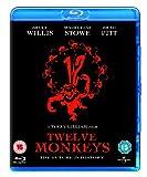 Twelve Monkey's [Blu-ray] [UK Import]