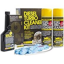 Motor Diesel Turbo limpiador y Diesel de-coke Turbo Cleaner Kit