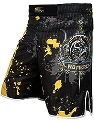 Tigron Cage MMA Short de combat Combat courtes Kick boxe Muay Thai pantalons