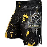 Tigron MMA Cage Fight Short Grappling Court Boxe Muay Thai Pantalons