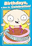 Stewie Family Guy Sound Greeting Card
