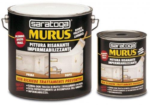 Saratoga–Malerei Imprägnierung Murus, 88874001,1llitro–Malerei Imp. und risanante
