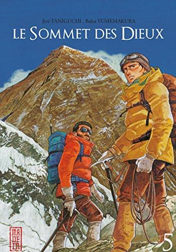 Téléchargement Le Sommet des Dieux - Tome 5 pdf ebook