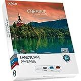 Cokin Creative Ensemble de 3 Filtres paysage Taille XL Gris Neutre