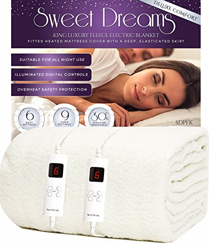 Sweet Dreams Electric Blanket Ki...