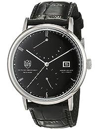Dufa Deutsche Uhrenfabrik-Unisex-Armbanduhr-Weimar Chrono DF-9012-01 Automatik