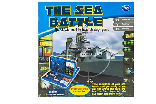 Toys Outlet The Sea Battle 5406286606. Hundir los Barcos.