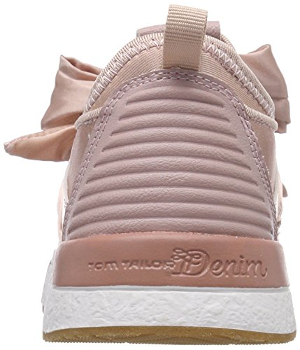 TOM TAILOR Damen 4899105 Sneaker Pink (Rose)