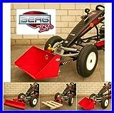 Berg Toys Ladeschaufel 15.60.50 passend zu Hebevorrichtung vorne oder hinten. Gokart Zubehör zu Extra, Silverstar, John Deere, Claas, Racing, Traxx, Xplorer