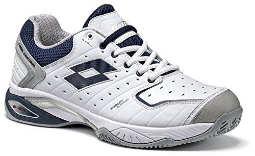 lotto-chaussures-de-foot-pour-homme-blanc-bianco-41-eu-eu