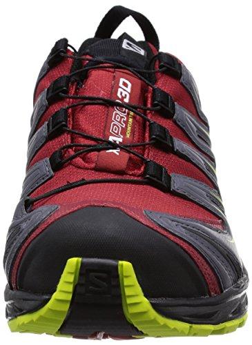 Salomon  XA PRO 3D GTX, Chaussures de Trail homme Gris/Rouge
