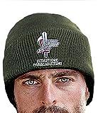 zuccotto in maglia militare Istruttore Paracadutismo