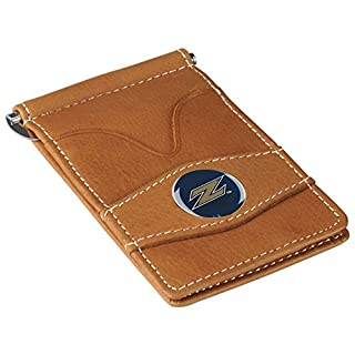 LinksWalker Akron Zips-Players Wallet, Tan, One Size