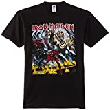 Iron Maiden Men Number of the Beast Short Sleeve T-Shirt