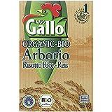 Riso Gallo Risotto Arroz Arborio Orgánica 500g