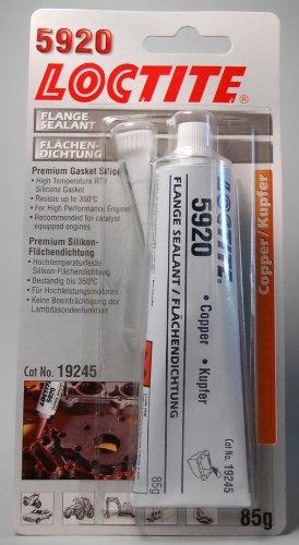 Loctite 5920 80ml- Flächendichtung Flansche- Henkel- Premium Silikon Kupfer