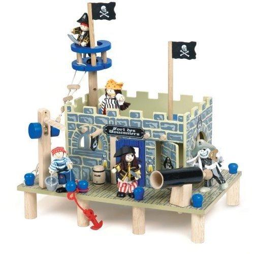 Le Toy Van Buccaneer 's Fort (Pirat Bucaneer)