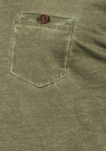 !Solid Termann Herren Polo-Shirt Polokragen Kurzarm Aus 100% Baumwolle Aloe (3612)