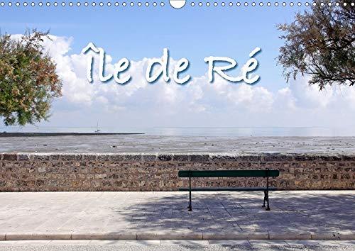 Île de Ré (Wandkalender 2020 DIN A3 quer)