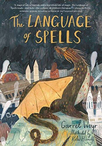 The language of spells par Garret Weyr