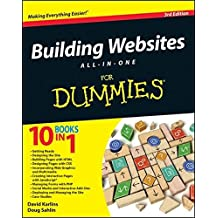 Building Websites All-in-One For Dummies 3rd edition by David Karlins, Doug Sahlin (2012) Taschenbuch