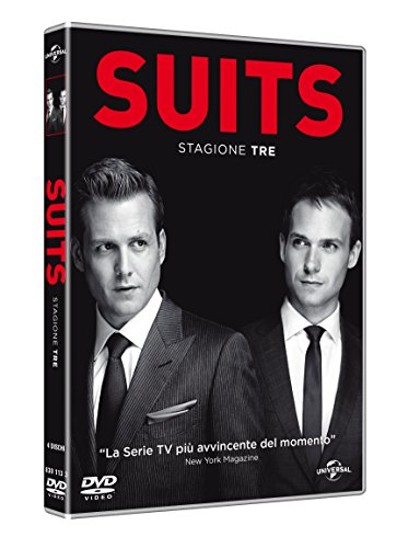 Suits - Stagione 3 (4 DVD)