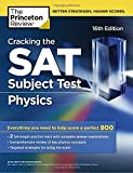 Cracking the Sat Physics Subject Test (College Test Prep)