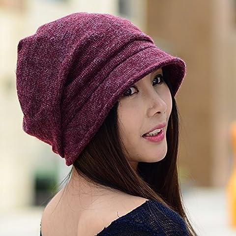 ZYONG*Cap i bambini in autunno e in inverno berretti 8