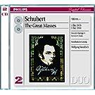 Schubert: The Great Masses (2 CDs)
