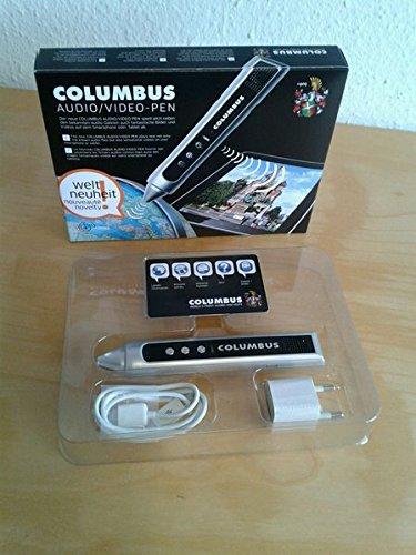 Columbus Verlag Columbus verlagstift 12cm Duorama Globe (Mini)