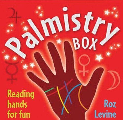 Palmistry Box: Reading Hands for Fun by Roz Levine (2012-08-21)