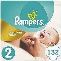 Pampers Premium Care Mini Taille 2,3–6kg (6x 22= 132couches) Pack économique