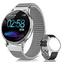 NAIXUES Smartwatch, Reloj Inteligente IP67 Pulsera Actividad Inteligente con ...