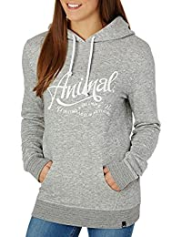 Animal Lorrell Womens Pullover Hoody