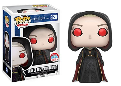 26 Twilight Saga Jane of The Volturi Guard (2016 New York Comic Con Exclusive) by FunKo ()