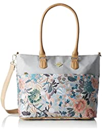 Oilily Damen M Carry All Schultertasche, 15 x 27 x 32 cm