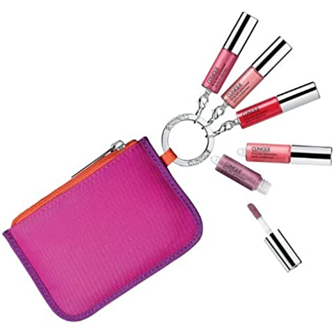 Clinique Colour on the go Lip Gloss Keychain Set by CoCo-Shop