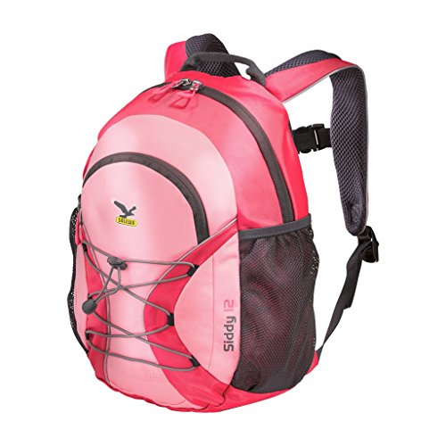 Salewa Siddy 12 BP Zaino per i Piccoli, Rosa (Paradise Pink /Strawberry Pink)