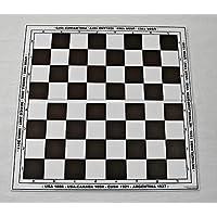 HenRal-New-Unique-Design-Eco-Friendly-Folding-Chess-Board-with-Countries-Years-of-Hosting-World-Chess-Championships-40mm-Field-Brown-EINZIGARTIGES-KLAPPBAR-Schachbrett-N4-BRAUN HenRal New Unique Design Eco Friendly Folding Chess Board, Countries – 40mm Field Brown – EINZIGARTIGES KLAPPBAR Schachbrett N4 BRAUN -