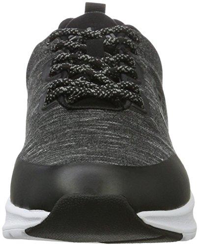 Fila 1010018, Scarpe Sportive Basse Uomo Nero (Black)