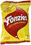 Set 24 FONZIES Patatine Originali Gr100 117439 Snack E Merenda Salata