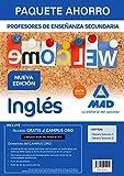 Paquete Ahorro Inglés Cuerpo de Profesores de Enseñanza Secundaria