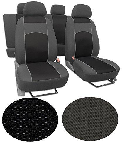 EJP Sitzbezüge für Toyota Camry 6 Super Qualität, Extra Langlebig im Design VIP-2