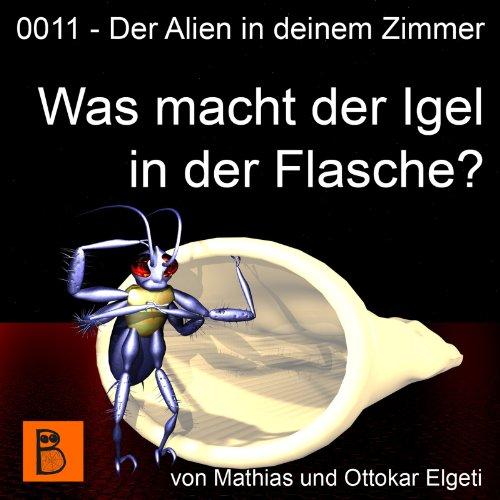0011 - Was macht der Igel in der Flasche? (0011 - Der Alien in deinem Zimmer 2)